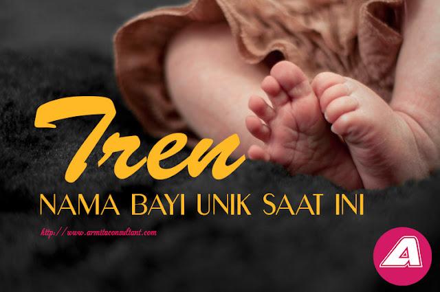 Contoh Nama Bayi Laki Laki Perempuan Terbaru