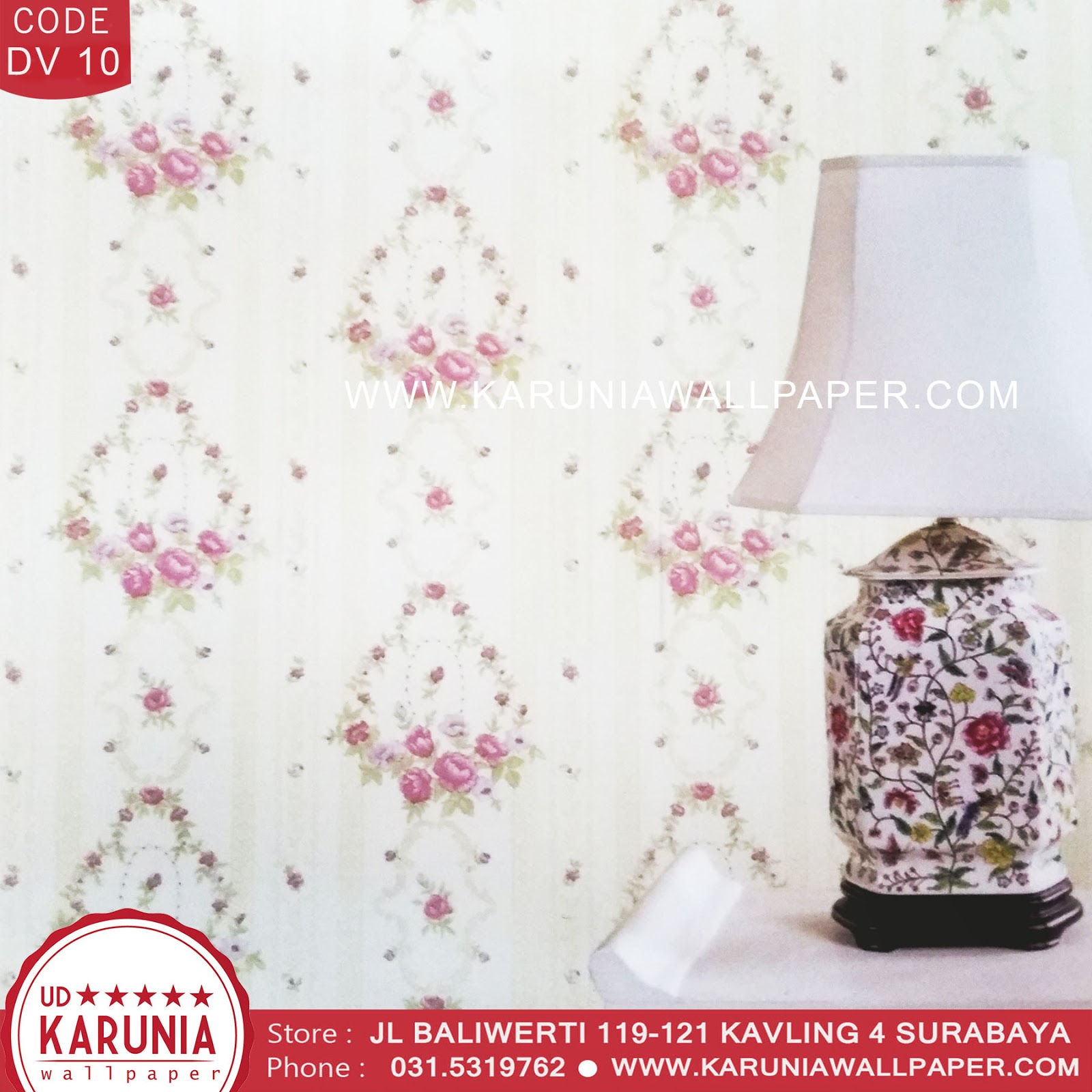 jual wallpaper chic
