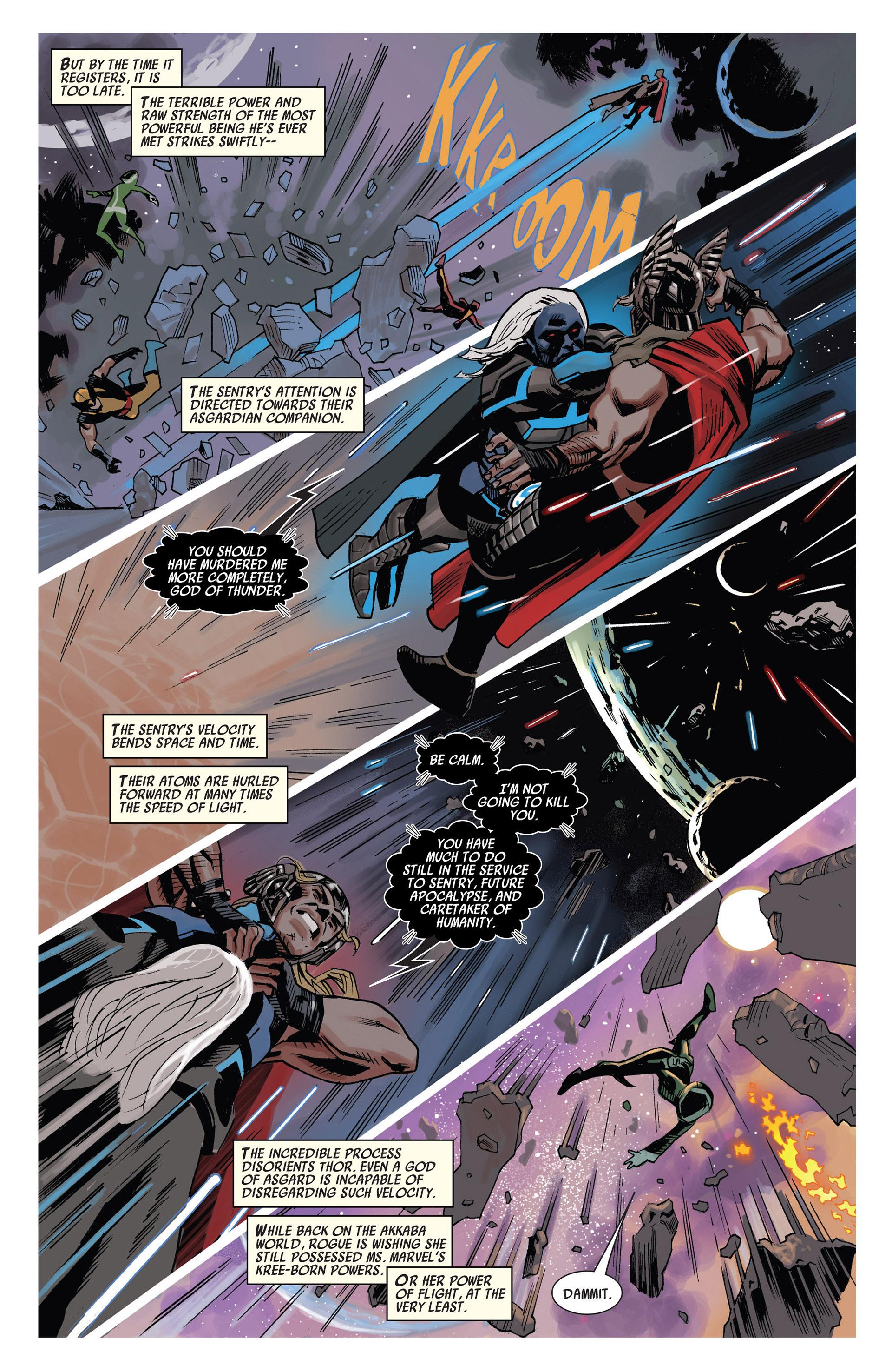 Read online Uncanny Avengers (2012) comic -  Issue #10 - 16