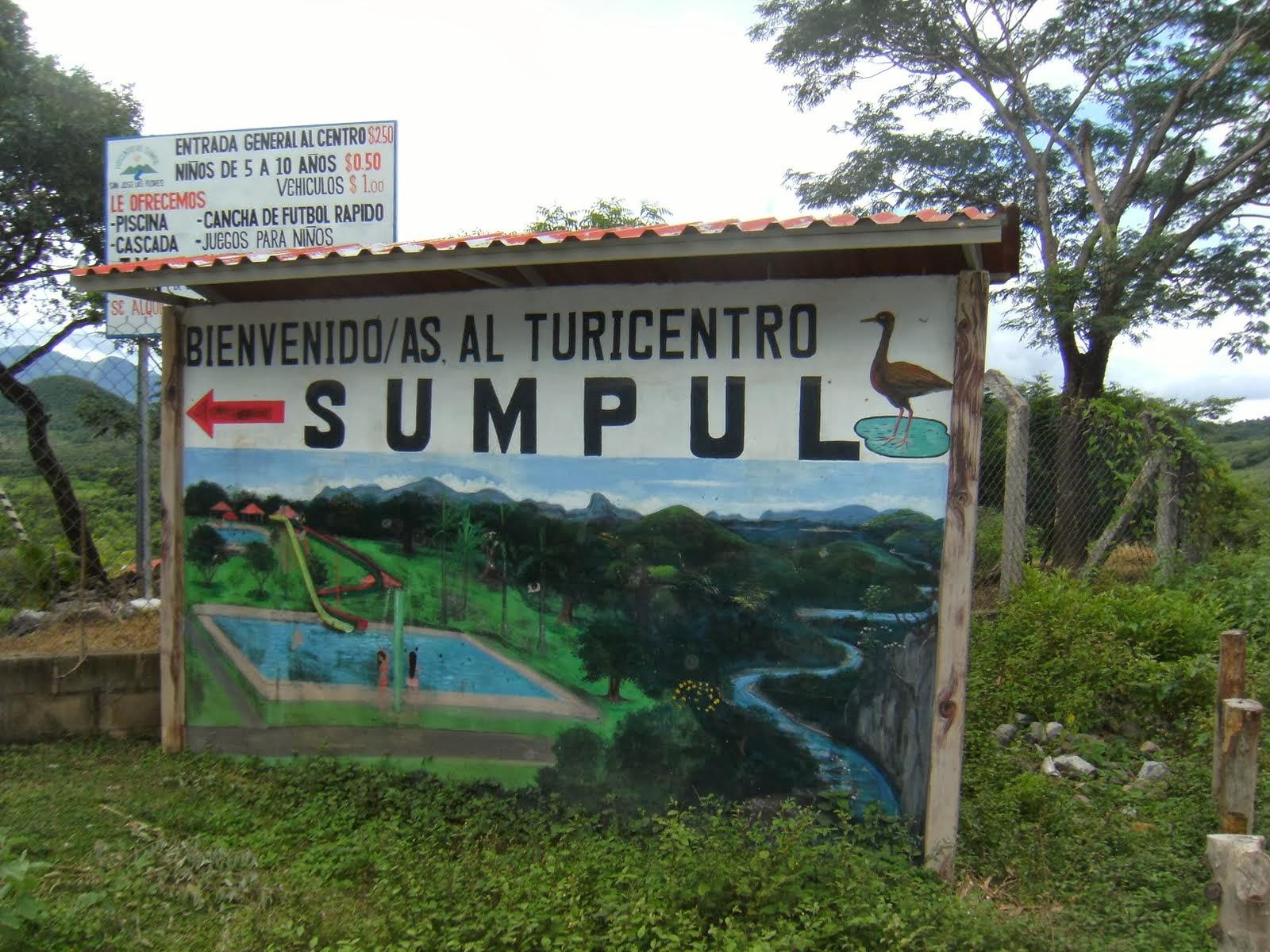 Turicentro Rio Sumpul Chalatenango Paisajes El Salvador