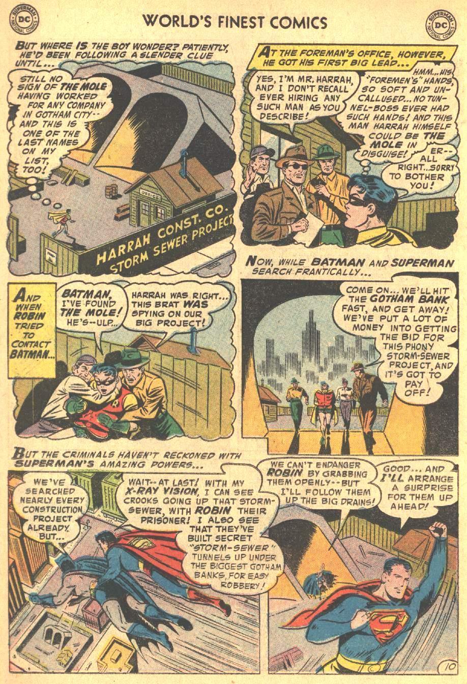 Read online World's Finest Comics comic -  Issue #80 - 12