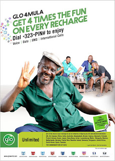 Get 400% Bonus Of Your Recharge With The New Glo 4X Recharge Bonus Offer