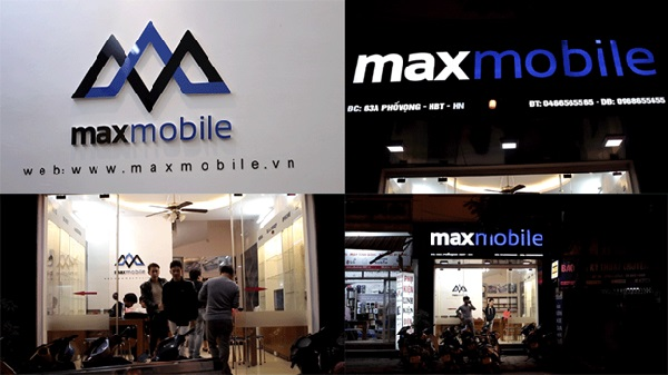 Thay mặt kính cho Xperia Z5 tại MaxMobile