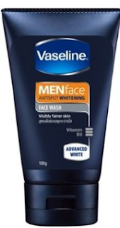 Vaseline Men Whitening Face (Price Rs 165)