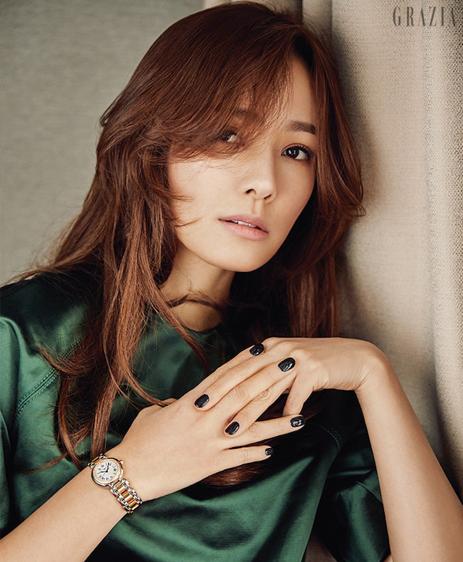 Son Tae Young, Son Tae Young Grazia, 손태영
