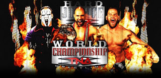TNA Hard Justice 2009 Review: Sting vs. Kurt Angle vs. Matt Morgan -TNA World Title