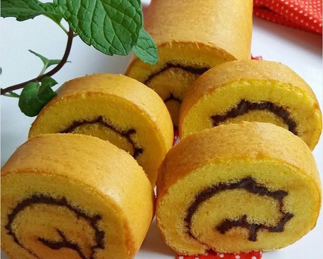 Resep dan Cara Membuat Swiss Roll Cake Spesial