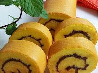 Resep Cara Membuat Swiss Roll Cake Spesial Lembut dan Enak Anti Gagal