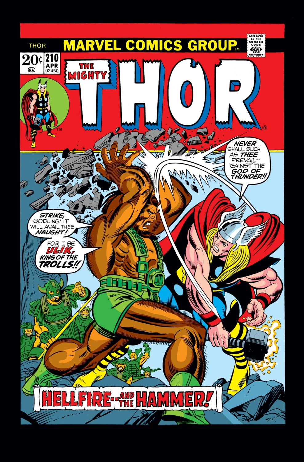 Thor (1966) 210 Page 1