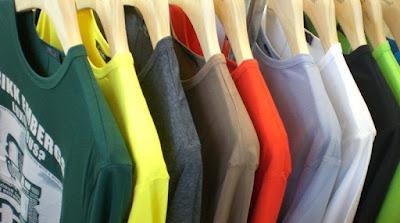Mengenal Jenis Bahan Kaos