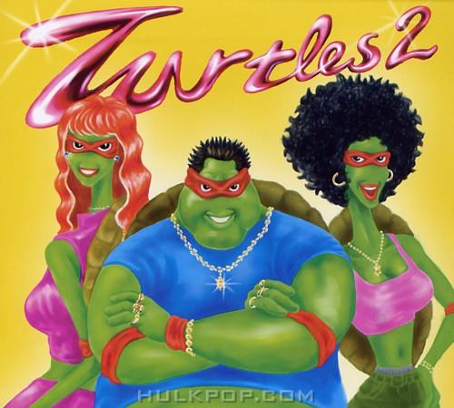 TURTLES – Turtles 2 (FLAC)