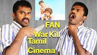 Theri – Fan war will kill future tamil cinema