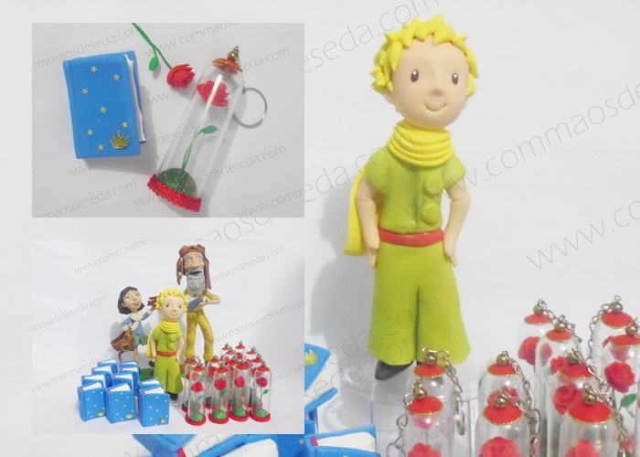"Topo de bolo - The Little Prince ""O filme"" - O Pequeno Príncipe O Filme!"
