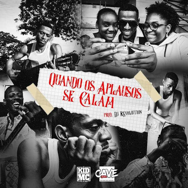 Kid MC - Quando os Aplausos se Calam (feat. Paulo Flores)
