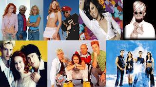 eurodance zene 1996-2000