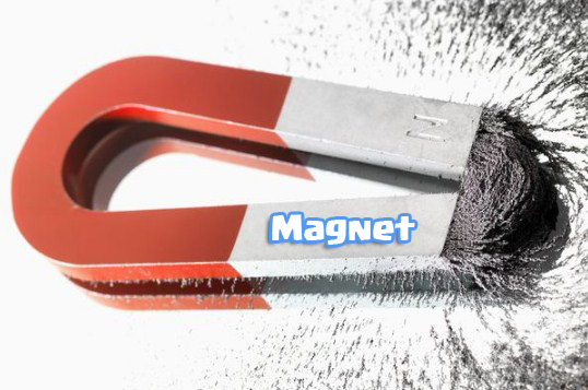 Penemu Magnet