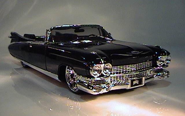 Auto GALERIA 1:18 eddie: Cadillac El Dorado 1959 ...