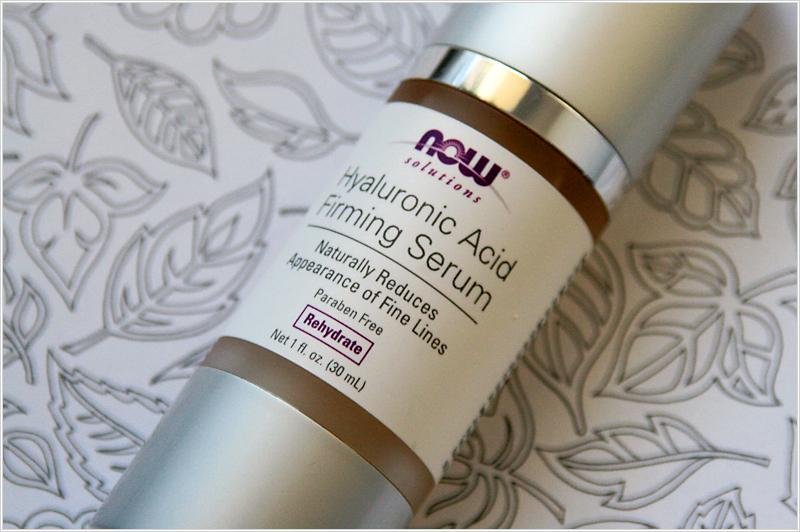 Укрепляющая сыворотка с гиалуроновой кислотой Now Foods Solutions Hyaluronic Acid Firming Serum