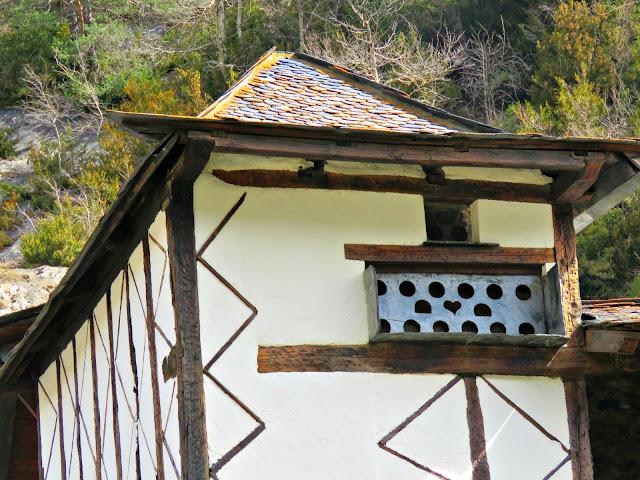 Dovecote, Cortinada, Andorra