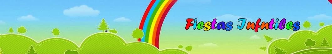 YouTube Fiestas Infantiles