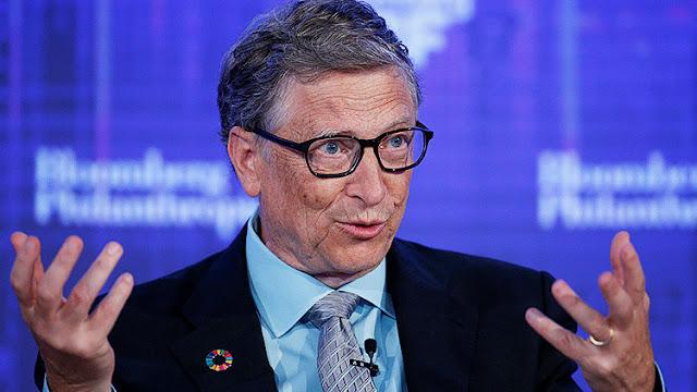 """Bill Gates se arrepiente de haber creado la combinación """"CTRL+ALT+SUPR"""""""