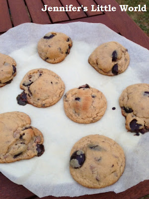 How to cook cookies on the barbecue