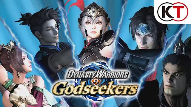 Dynasty Warriors Godseekers