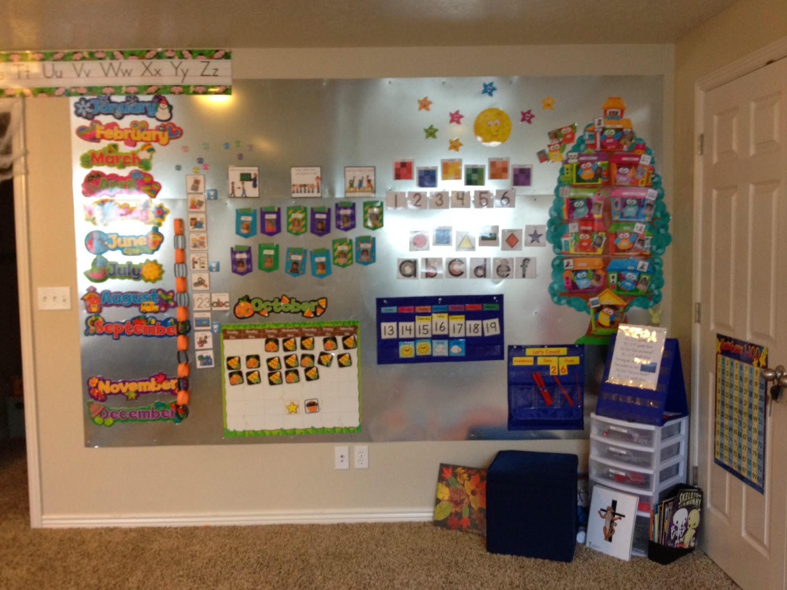 Special Education Room Ideas