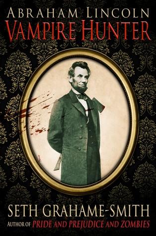 Resultado de imagem para Abraham Lincoln - Vampire Hunter book
