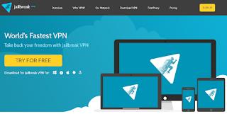 Ulasan Lengkap VPN Premium : JailBreak VPN 2018