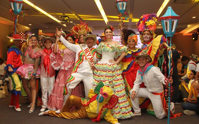 Carnaval de Barranquilla 2019 : ¡PARA QUE LO BAILE TODO EL MUNDO!