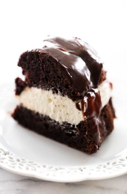 Ding Dong Bundt Cake