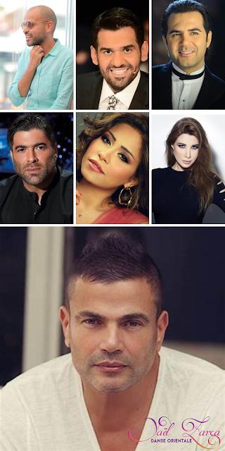 pop moderne Égypte