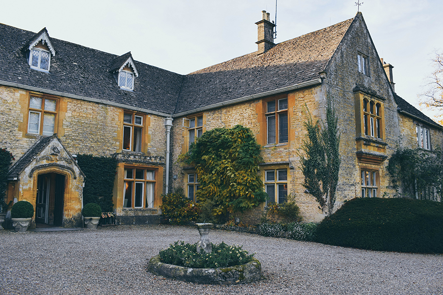 ESCAPE TO THE COTSWOLDS: A blog review of the Lords of the Manor hotel, Upper Slaughter