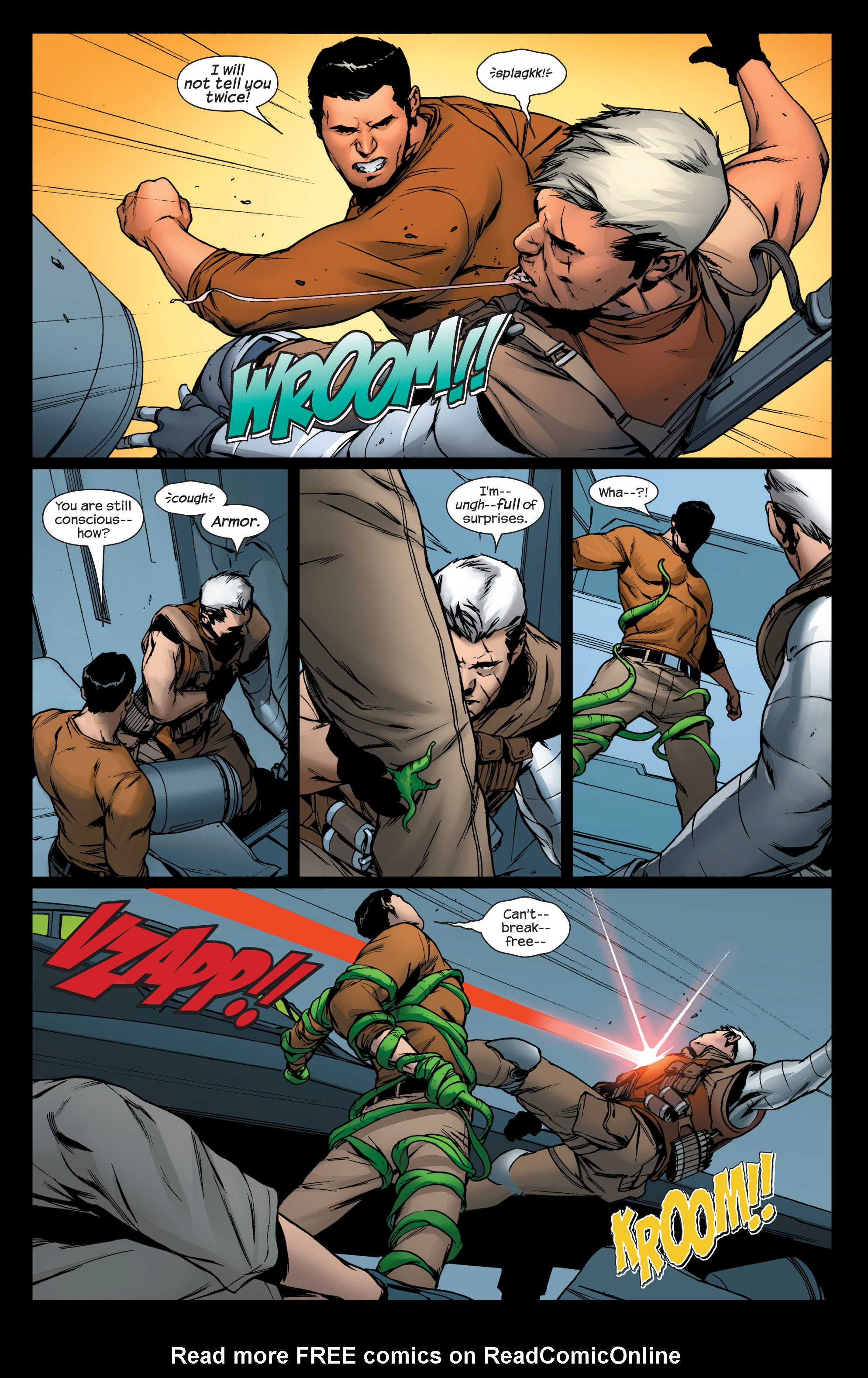 Read online Ultimate X-Men comic -  Issue #75 - 19