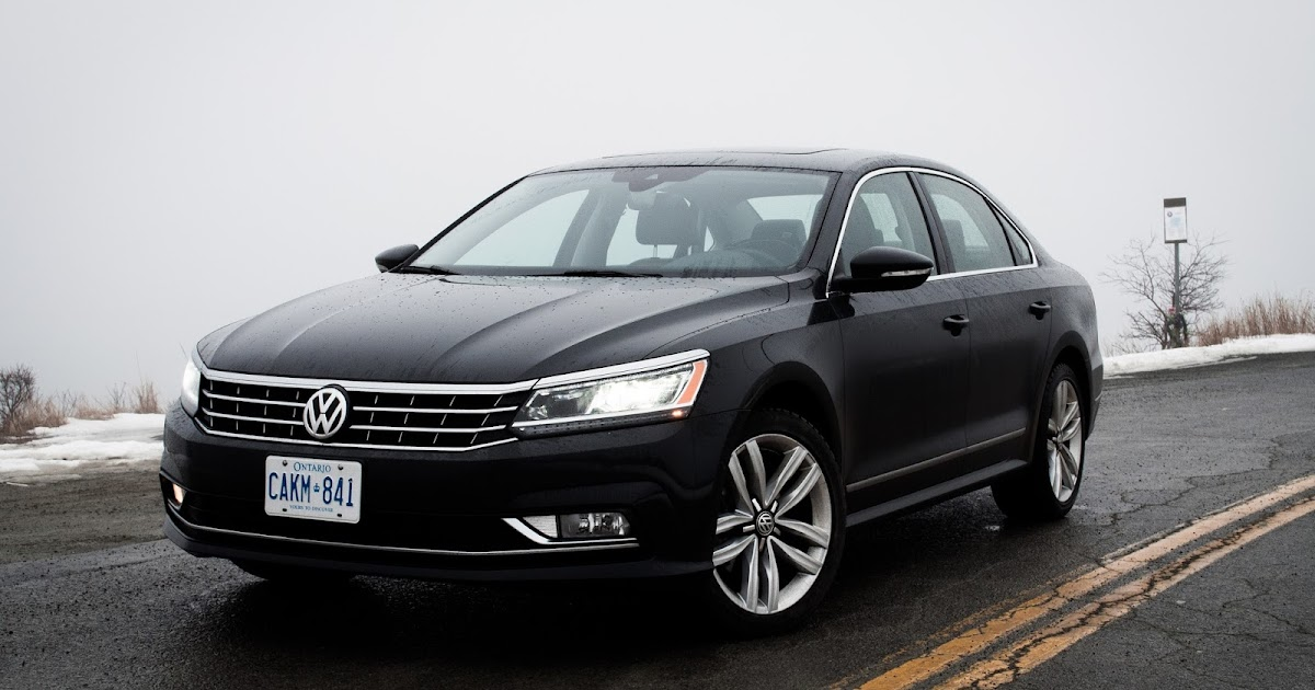 What Brands Does Volkswagen Own >> Engine Review: 2017 Volkswagen Passat Highline V6 – The ...