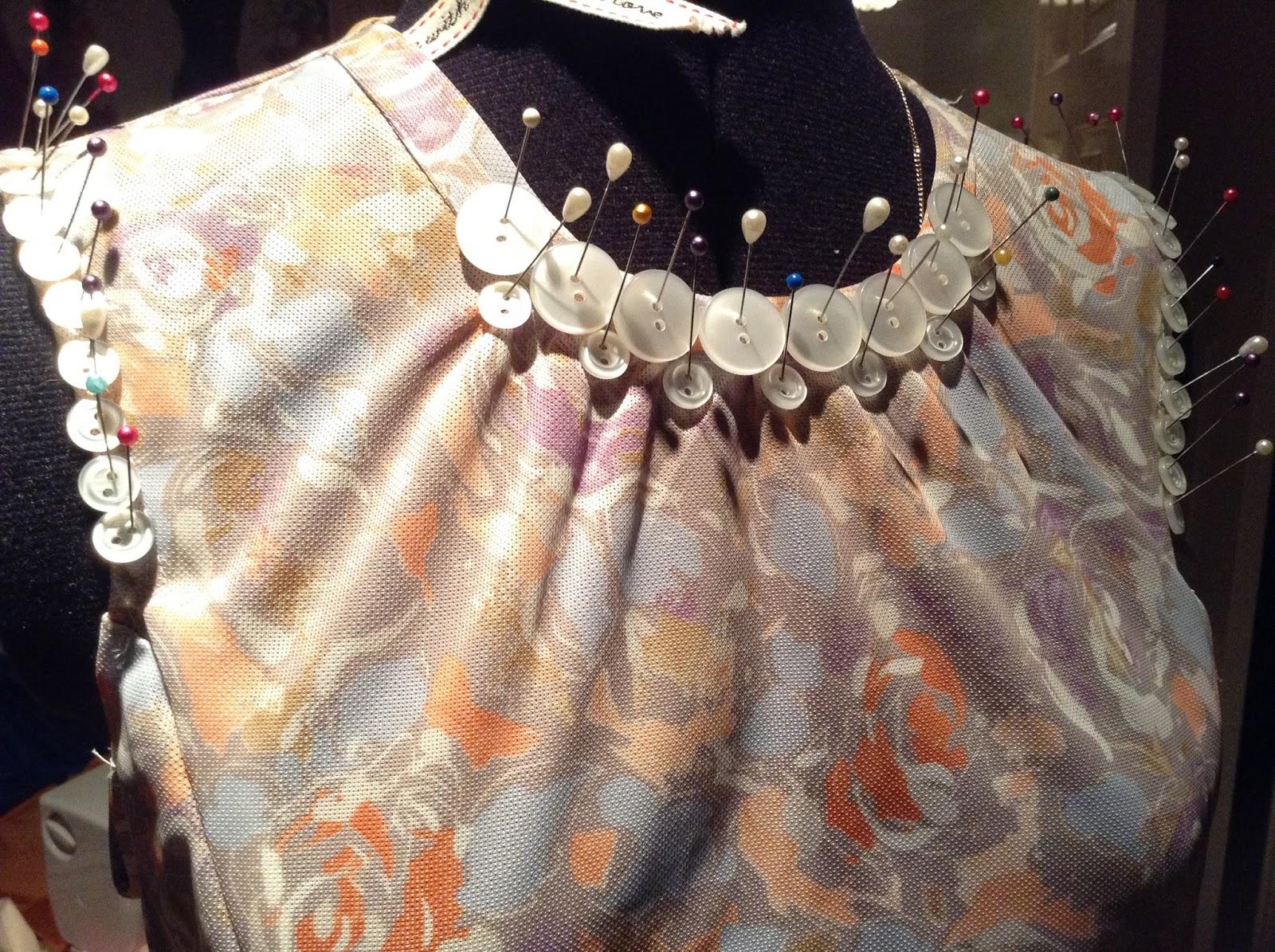 Modern dressmaker buttons - Hellraiser Meets Dressmaker I Had A Sleepless Night After This Experimentation