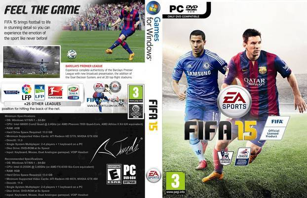 FIFA 15 PC Full Version Download
