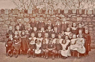 Starcross School ca 1903