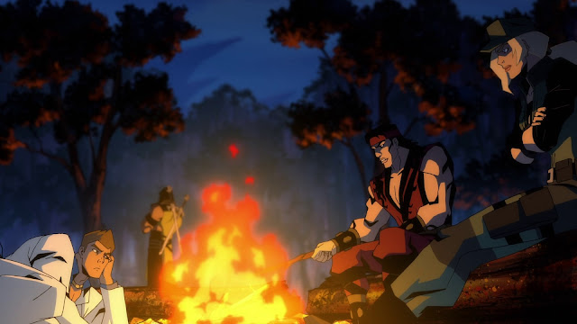 Mortal Kombat Legends La venganza de Scorpion 1080p latino