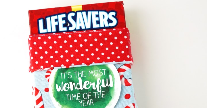 Lifesaver stocking