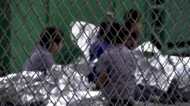 Vidéo- Des enfants d'Immigrés dans des boxes grillagés: Les Etas Unis avaient raison de quitter le Conseil des droits de l'homme