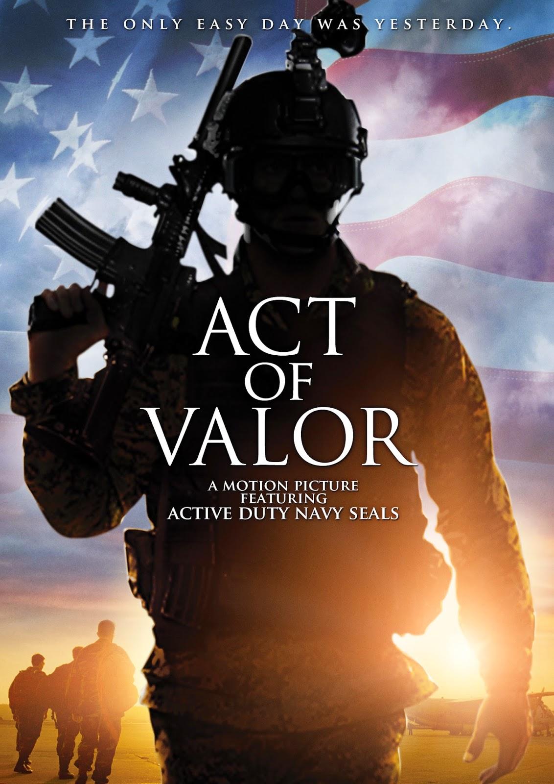 Act of Valor หน่วยพิฆาตระห่ำกู้โลก [HD][พากย์ไทย]
