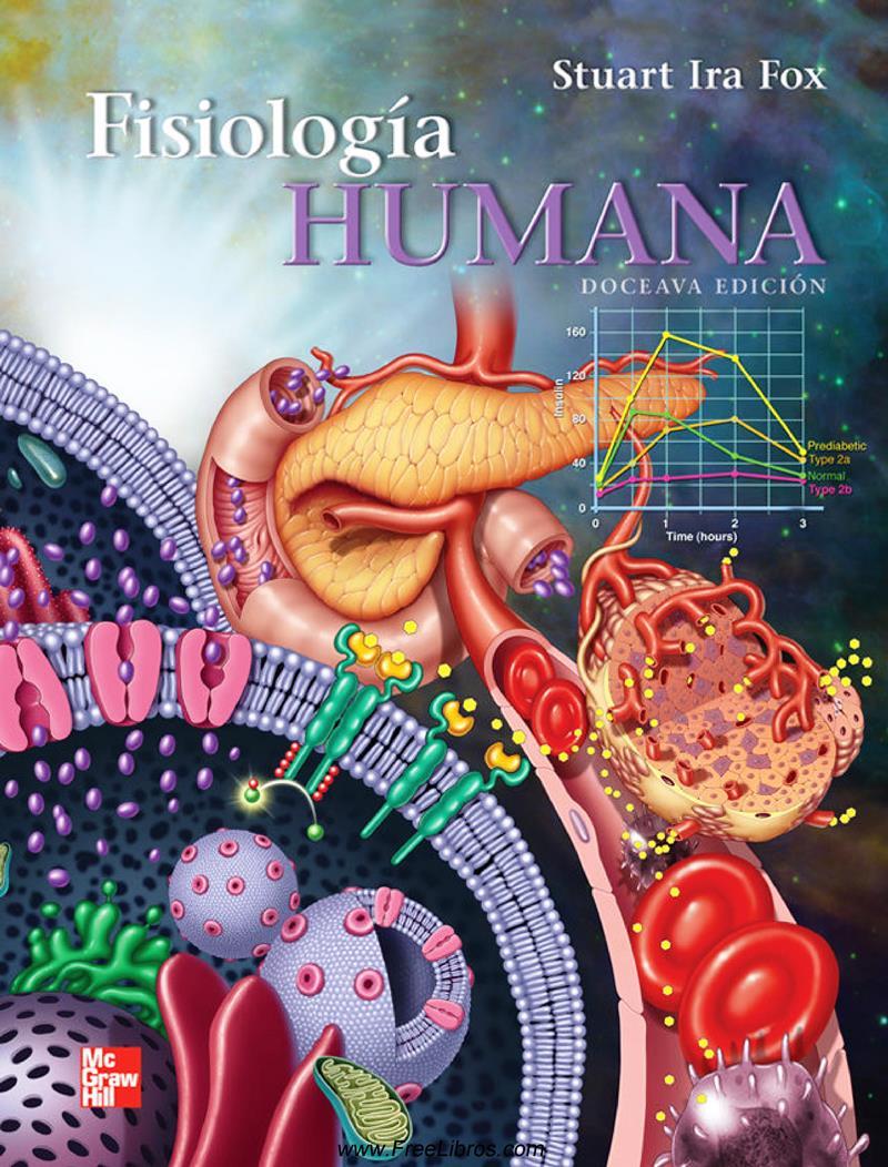 Fisiología Humana, 12va Edición – Stuart Ira Fox | LibrosVirtual