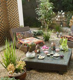 Ideas para crear tu espacio sagrado estar y ser - Espacio zen ...