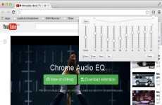 Chrome Audio EQ: ecualizador para mejorar el audio de los videos de YouTube (extensión para Chrome)