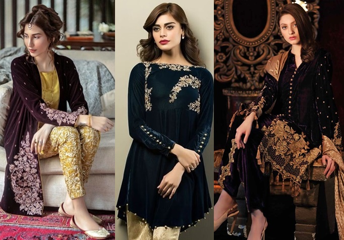 25 Latest Trends In Pakistani Party Dresses 2018 Fashion World