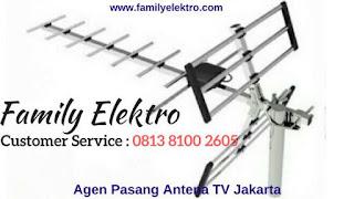 Family Elektro Jasa Pasang Antena TV Selong Jakarta Selatan