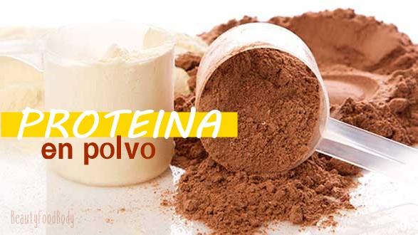 proteina en polvo recomendada recomendaciones cual es mejor