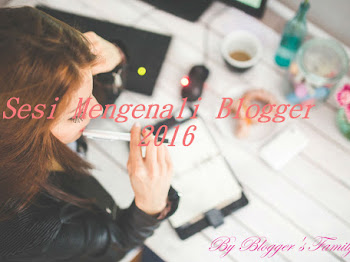Sesi Mengenali Ahli Blogger